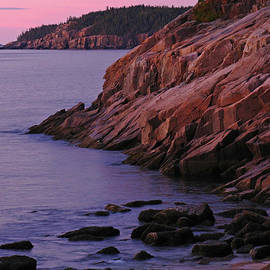 Juergen Roth - Maine Granite Coast Sunrise