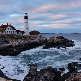Patricia McAtee - Maine Portland Headlight
