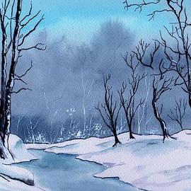 Brenda Owen - Maine Snowy Woods