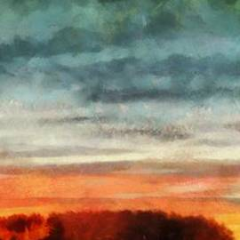 RC DeWinter - Maine Sunset