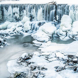 Stroudwater Falls Photography - Maine