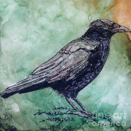 Diane Marcotte - Majestic Crow