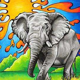 Adam Johnson - Majestic Elephant