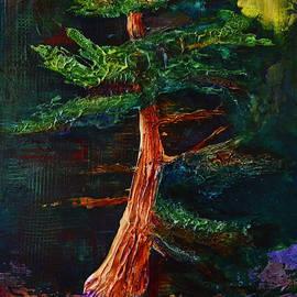 Claire Bull - Majestic Pine