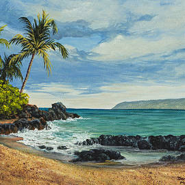Darice Machel McGuire - Makena Beach