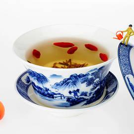 Paul Ge - Making Longjing Tea traditional chinese culture miniature art