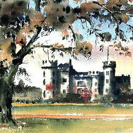 Val Byrne - Malahide Castle Dublin