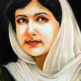 Arun Sivaprasad - Malala Yousafzai
