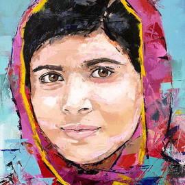Richard Day - Malala Yousafzai