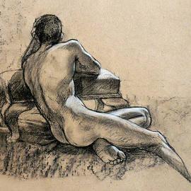 Roz McQuillan - Male Nude