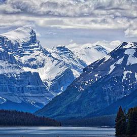 Stuart Litoff - Maligne Lake