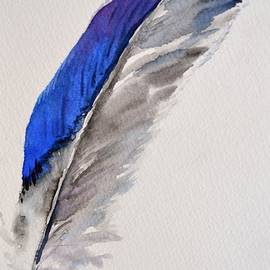 Beverley Harper Tinsley - Mallard Feather position A