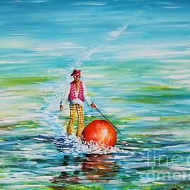 Dariusz Orszulik - Strolling on the water