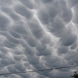 Ryan Crouse - Mammatus Clouds over Yorkton