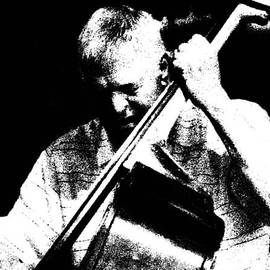 Denise Dube - Man and Cello Become One