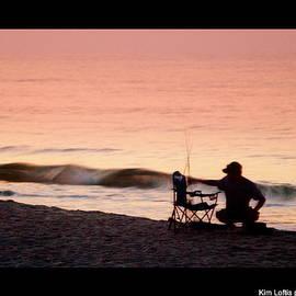 Kim Loftis - Man and the sea
