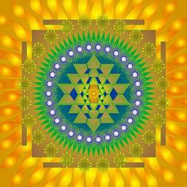 Sarah  Niebank  - Mandala Shine