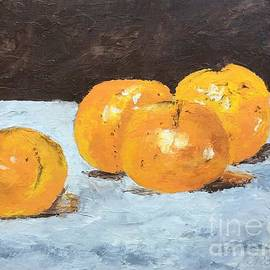 N Roman - Mandarin oranges