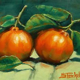Margaret Stockdale - Bush Mandarins