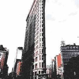 Richard Reeve - Manhattan - FlatIron Art