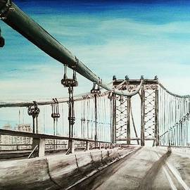 Irving Starr - Manhattan Bridge