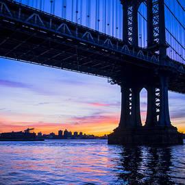 James Aiken - Manhattan Bridge Pier