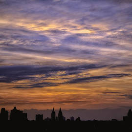 Madeline Ellis - Manhattan Silhouette
