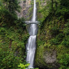 Vishwanath Bhat - Magnificent Multnomah Falls