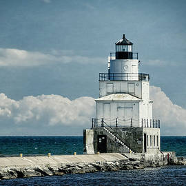 Joan Carroll - Manitowoc Breakwater Lighthouse