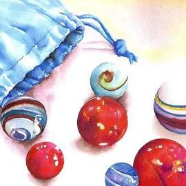 Elizabeth York - Marble Bag