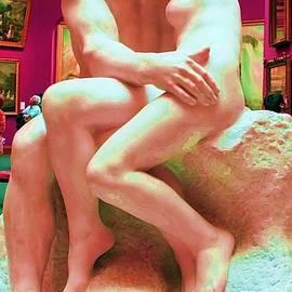 Vicky Tarcau - Marble Kiss