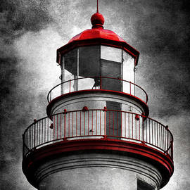 Shawna  Rowe - Marblehead Lighthouse - Alternate Reality