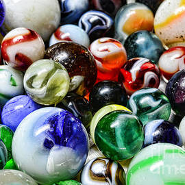 Paul Ward - Marbles All That Color