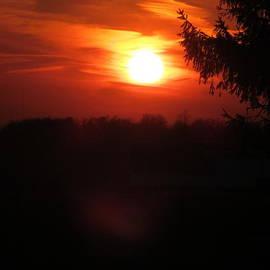 Tina M Wenger - March 22 Sunset