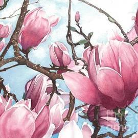 Barbara Jewell - March Magnolia