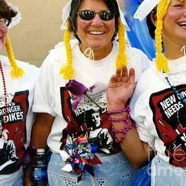 Michael Hoard - Mardi Gras Costumes Post Hurricane Katrina