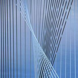 Steven Richman - Margaret Hunt Hill Bridge Cables