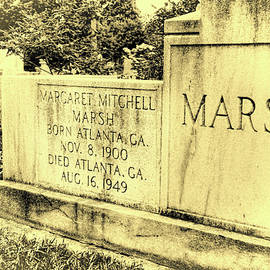 Joan Carroll - Margaret MItchell Grave