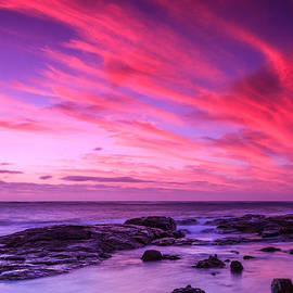 Robert Caddy - Margaret River Sunset