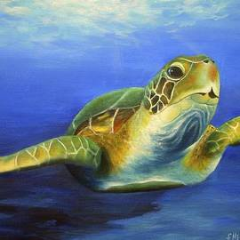 Francine Henderson - Margie the Sea Turtle