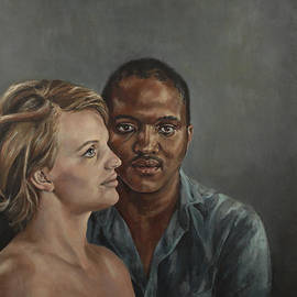 Jolante Hesse - Margrit and Dzunani