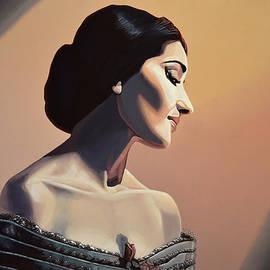 Paul Meijering - Maria Callas