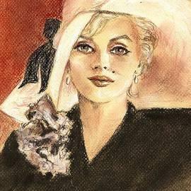 P J Lewis - Marilyn fashion