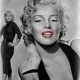 Andrew Read - Marilyn Hot Lips version