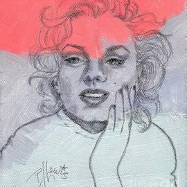 P J Lewis - Marilyn loved color