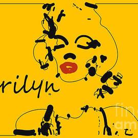 Pixel Chimp - Marilyn Monroe Abstract