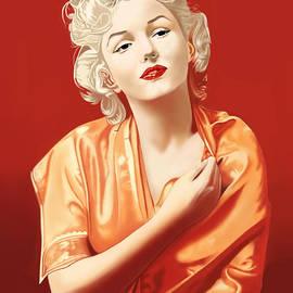 Andrew Harrison - Marilyn Monroe