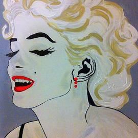 Saundra Myles - Marilyn Monroe Beautiful