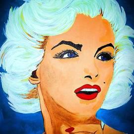 Saundra Myles - Marilyn Monroe in her Glory