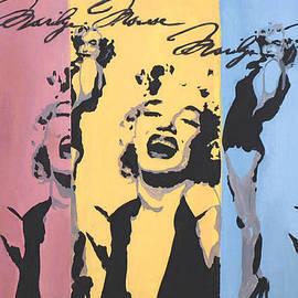 Raquel Ventura - Marilyn Monroe